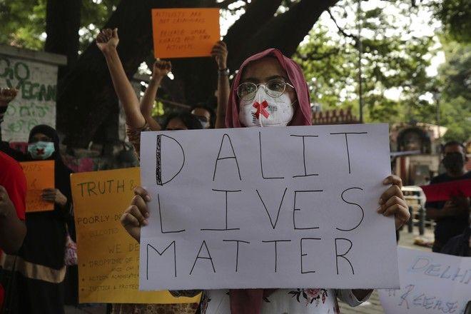 Γυναίκες στην Ινδία διαδηλώνουν κατά των βιασμών