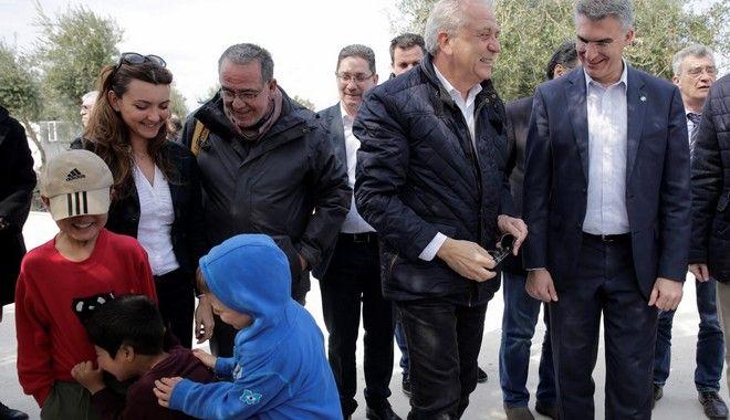 Αβραμόπουλος: ΕΕ και Τουρκία να συνεχίσουν να συνεργάζονται σε όλα τα επίπεδα