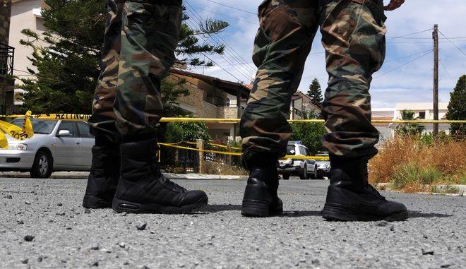 Αστυνομικές δυνάμεις της Κύπρου