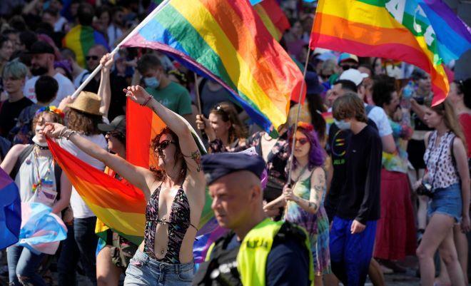 Πορεία Ισότητας στην Βαρσοβία