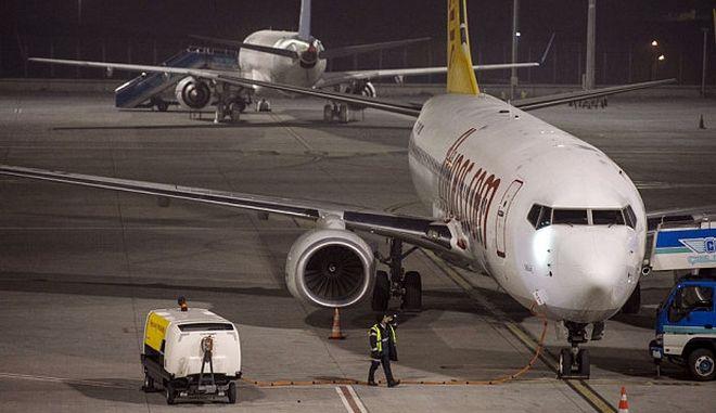Ζημιές σε αεροσκάφη από την έκρηξη σε αεροδρόμιο της Κωνσταντινούπολης