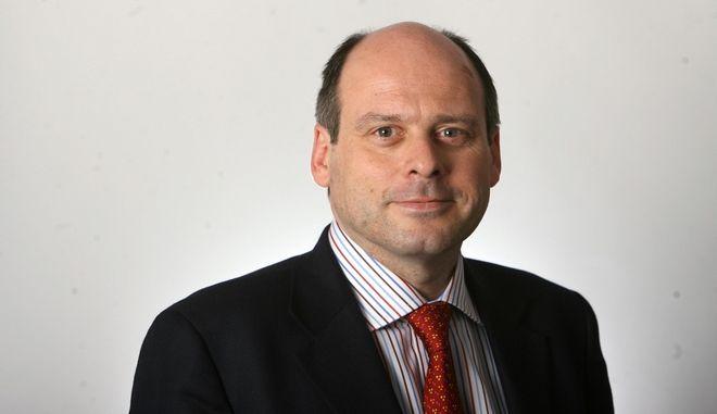 FT Staff journalist, Tony Barber.
