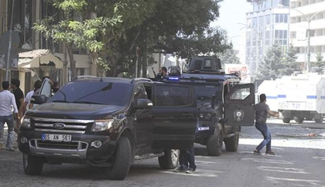 Τουρκία: Έκρηξη στην πόλη Βαν - Πολλοί τραυματίες