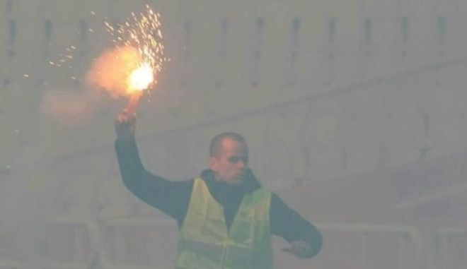 Ελέγχουν για αθλητική βία τον γιο του Μπαλτάκου