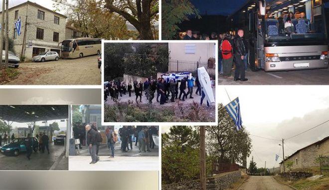 Σήμερα η κηδεία του Κατσίφα - Αυτοσυγκράτηση ζητά η κυβέρνηση