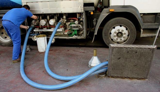 Οχήματα διανομής πετρελαίου θέρμανσης, Αρχείο
