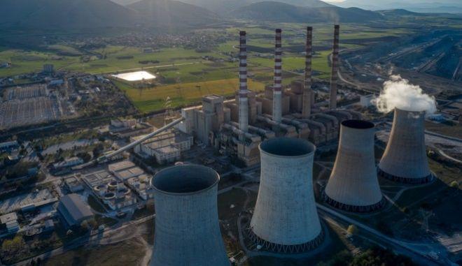 Εργοστάσιο παραγωγής ηλεκτρικής ενέργειας στην Πτολεμαΐδα