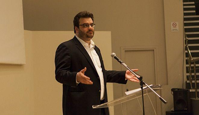 """Κ. Πιερρακάκης:  """"Να κρατήσουμε όρθια τη Δημοκρατική Παράταξη"""""""
