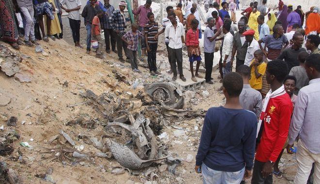 Επίθεση στη Σομαλία