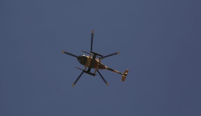 Στρατιωτικό ελικόπτερο τύπου MD 530F