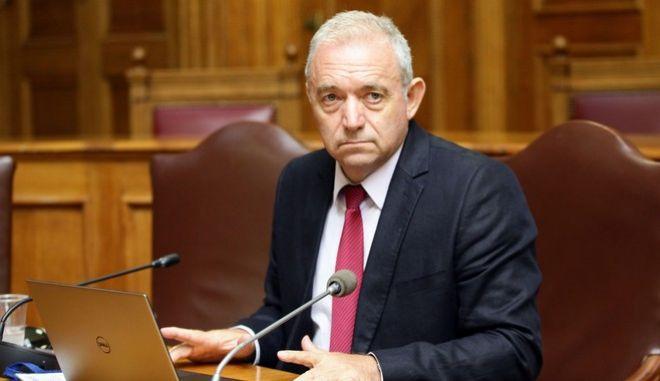 Ο κ. Ευθύμιος Λέκκας, Καθηγητής Διαχείρισης Καταστροφών στο Εθνικό και Καποδιστριακό Πανεπιστήμιο Αθηνών