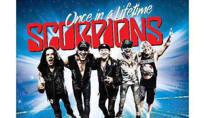 15 πράγματα που ίσως δεν γνωρίζετε για τους Scorpions!