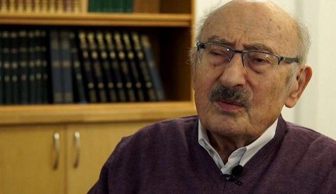 Ο Χένρι Κίτσκα, που ήταν μέχρι πρότινος ένας από τους τελευταίους Βέλγους επιζώντες από το Ολοκαύτωμα