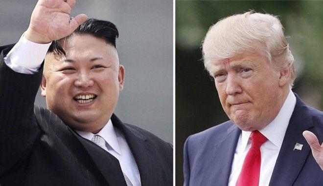 Β. Κορέα κατά Τραμπ: Είναι γεροξεκούτης, καταστροφέας της ειρήνης, παρίας και γκάνγκστερ