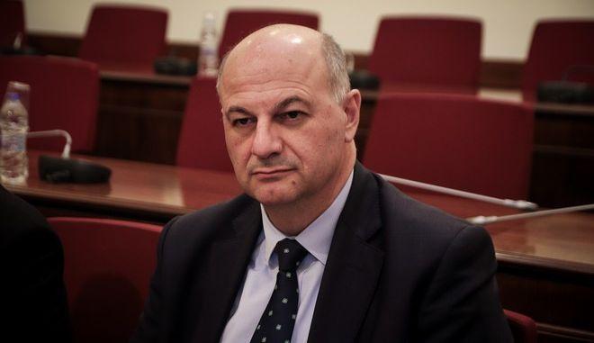 Ο νέος υπουργός Δικαιοσύνης Κωνσταντίνος Τσιάρας
