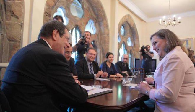 Παρεμβάσεις ΗΠΑ για το Κυπριακό