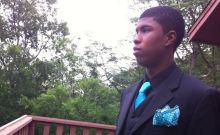 O 22χρονος Μπακαρί Χέντερσον, που δολοφονήθηκε στο Λαγανά