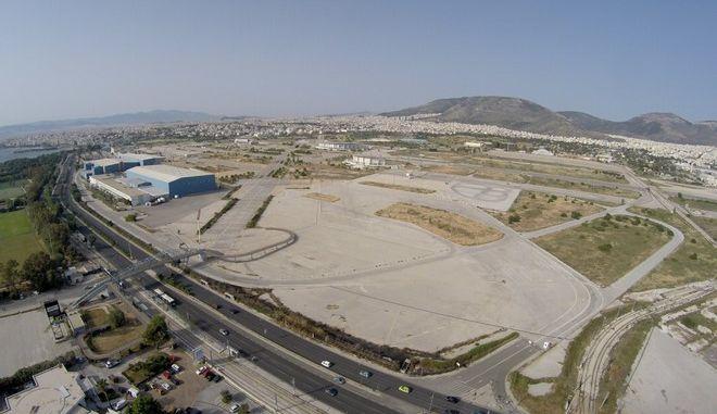 Πρώην αεροδρόμιο Ελληνικού