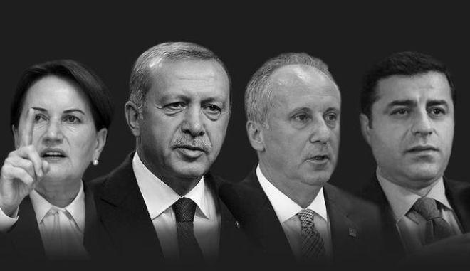 Εκλογές στην Τουρκία: Οι υποψήφιοι και τα σενάρια
