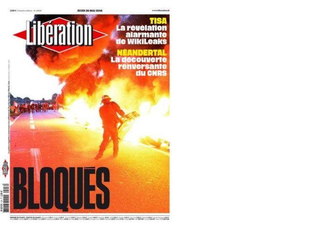Παραλύει η Γαλλία. Η απεργία διαρκείας απειλεί με διακοπή ρεύματος και έλλειψη καυσίμων