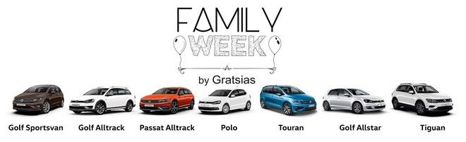 FAMILY WEEK by Gratsias