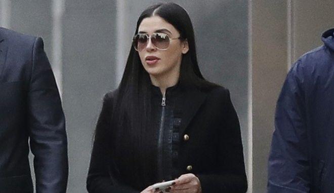 Oι αρχές των ΗΠΑ ερευνούσαν την Emma Coronel Aispuro για δυο χρόνια, πριν προχωρήσουν στη σύλληψη της.