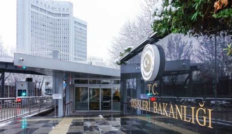 Τουρκικό Υπουργείο Εξωτερικών