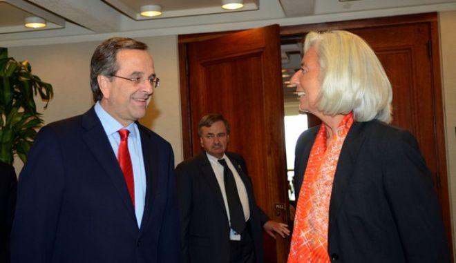 Ραγδαίες εξελίξεις! Με επιστολή ο Σαμαράς ζητά απεμπλοκή από το ΔΝΤ...