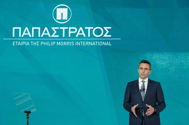 Παπαστράτος: Iσχυρό αποτύπωμα και προστιθέμενη αξία για την Ελλάδα το 2017