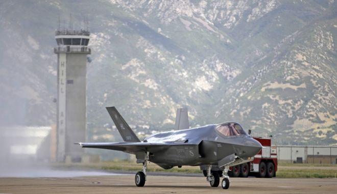 Το stealth μαχητικό F-35