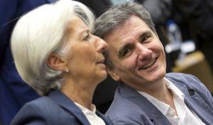 Ο Ε.Τσακαλώτος και η Κ.Λαγκάνρτ