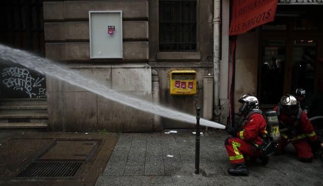 Φωτιά στη Γαλλία (ΦΩΤΟ Αρχείου)