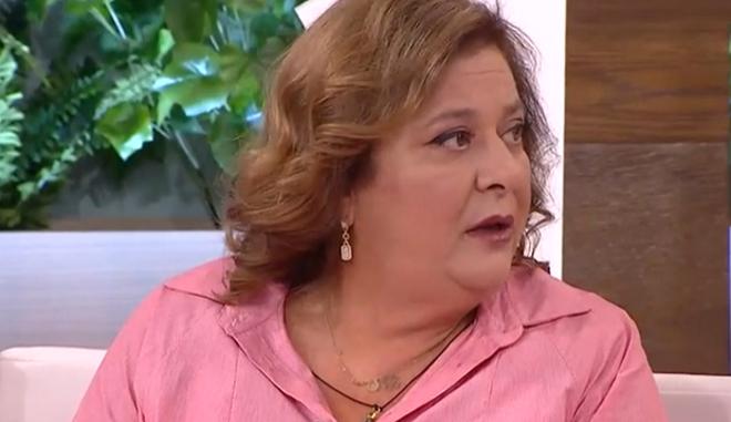 """Η Ελισάβετ Κωνσταντινίδου στο """"Χαμογέλα και πάλι"""""""