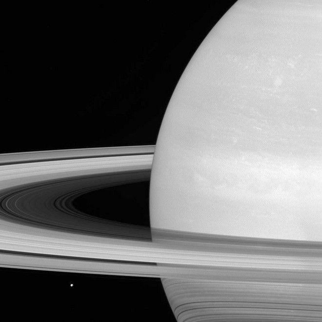 Διαστημόπλοιο Cassini: Το μεγάλο φινάλε πριν την αυτοκαταστροφική 'βουτιά' στον Κρόνο