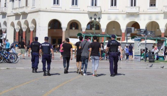 Θεσσαλονίκη: Η εντατικοποίηση της αστυνόμευσης απέδωσε καρπούς