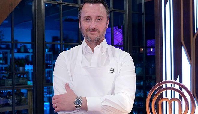 Ο διάσημος σεφ Jason Atherton καλεσμένος στον τελικό του MasterChef 5