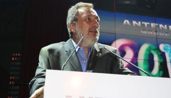Διοικητικές αλλαγές ανακοίνωσε ο ΑΝΤ1