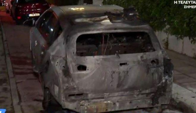 Πεύκη: Στόχος εμπρηστικής επίθεσης το αυτοκίνητο της Ελένης Ζαρούλια
