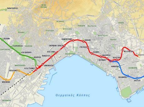 Ayto Einai To Metro Ths 8essalonikhs Koinwnia News 24 7