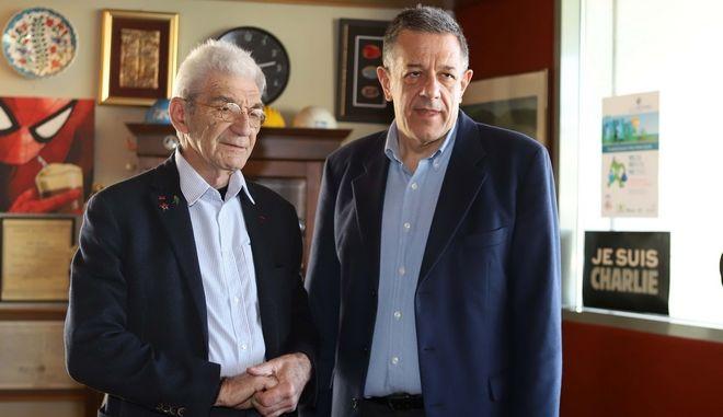 """Ο Μπουτάρης """"τα σπάει"""" με το ΣΥΡΙΖΑ, ο Ταχιάος φλερτάρει το δήμαρχο"""