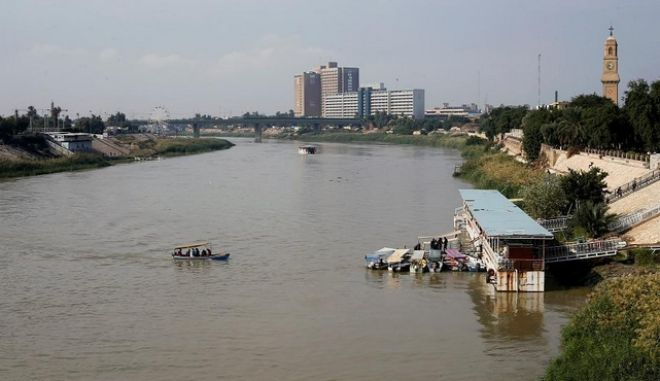 Εβδομήντα νεκροί σε ναυάγιο φέρι στον Τίγρη ποταμό