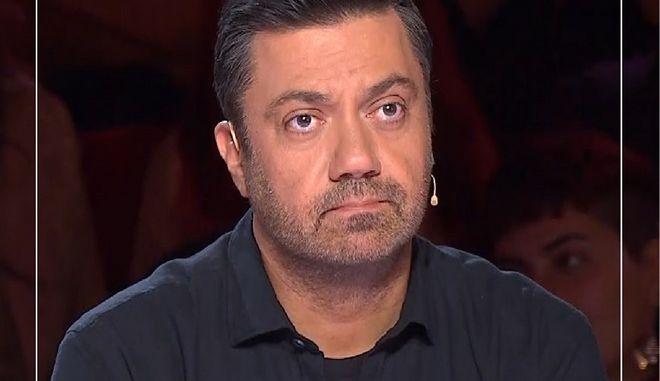 Ο Γιώργος Θεοφάνοθς