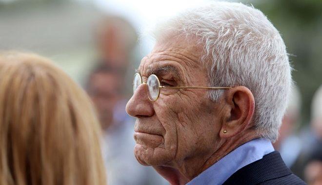 Ο δήμαρχος Θεσσαλονίκης Γιάννης Μπουτάρης σε εκδήλωση