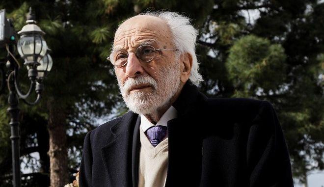 O ποινικολόγος Αλέξανδρος Λυκουρέζος