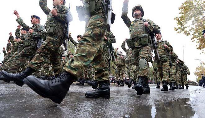 Οι δέκα πιο ετοιμοπόλεμες χώρες της Ευρώπης και η θέση της Ελλάδας