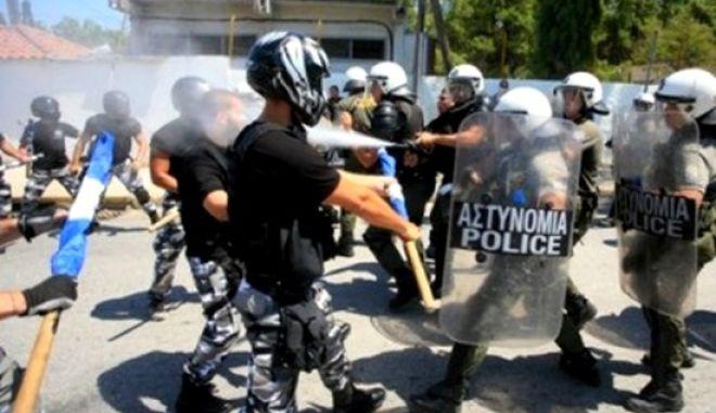 Σοκαριστική ομολογία χρυσαυγίτη για τάγματα εφόδου σε περιοχές της Αθήνας.