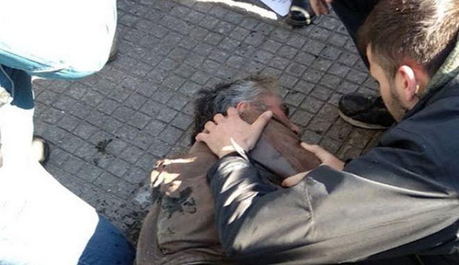 Καταγγελία ΚΚΕ: Απρόκλητη επίθεση των ΜΑΤ στους αντιφασίστες