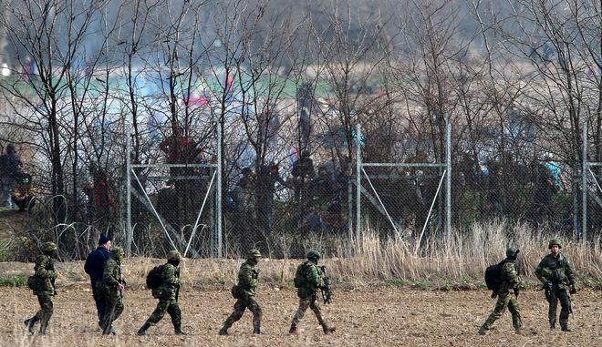 Έβρος: Ενισχύονται οι ελληνικές δυνάμεις - Έφτασε η Frontex
