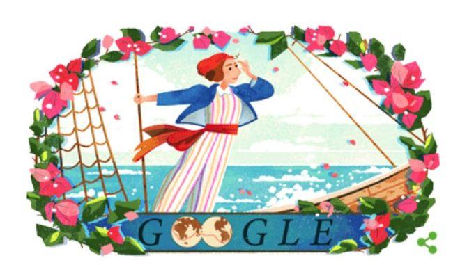 Jeanne Baret: Η Google τιμά την πρώτη γυναίκα που έκανε τον περίπλου της Γης