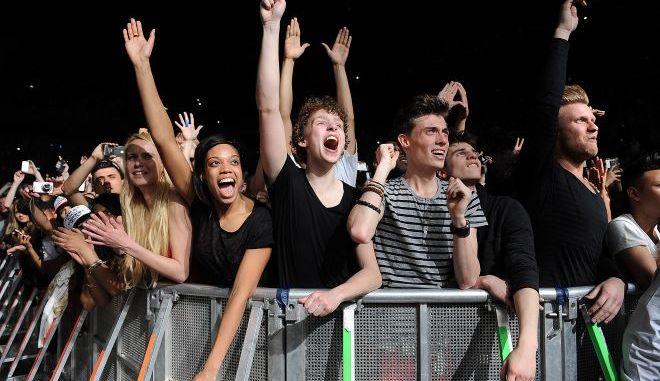 Συναυλία στο Ziggo Dome (φωτογραφία αρχείου)